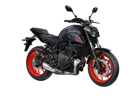 Yamaha МТ-07