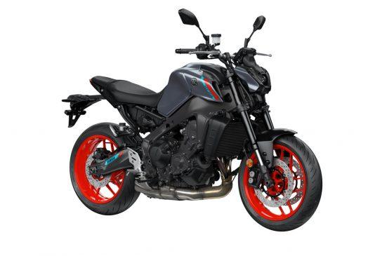 Yamaha МТ-09