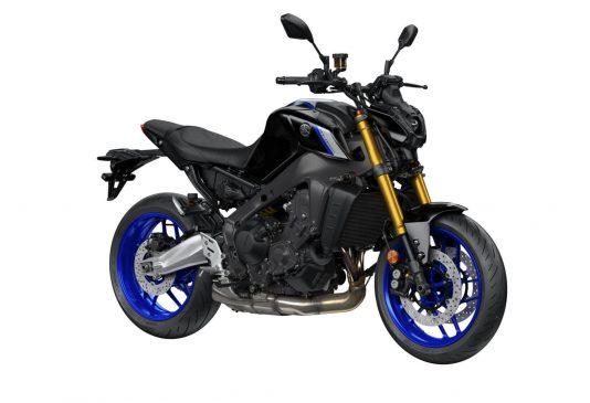 Yamaha МТ-09 SP