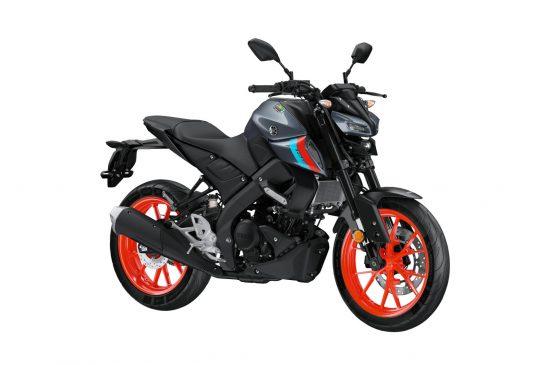 Yamaha МТ-125