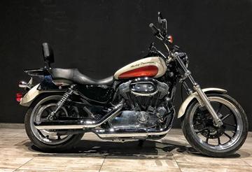Harley-Davidson 883L  Sportster Super Low