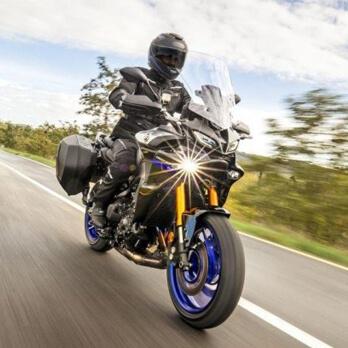Yamaha анонсировала<br> новый Tracer 9 GT 2021