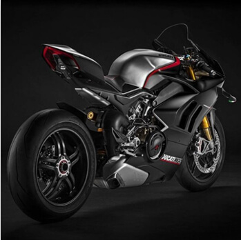 Ducati представляет новый супербайк Panigale V4 SP