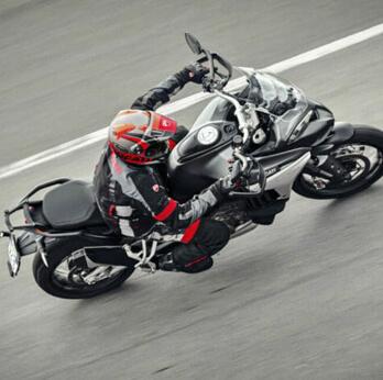 Ducati Multistrada з новим V4