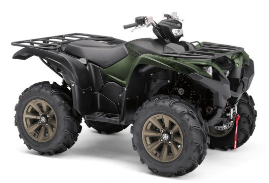 Yamaha Grizzly 700 EPS SE