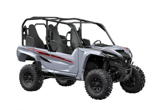 Yamaha Wolverine® RMAX™ 4 1000
