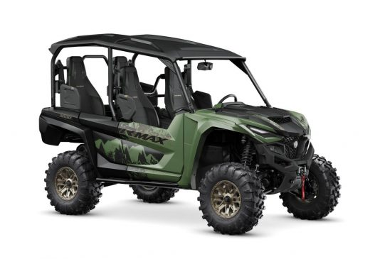 Yamaha Wolverine® RMAX™ 4 1000 SE