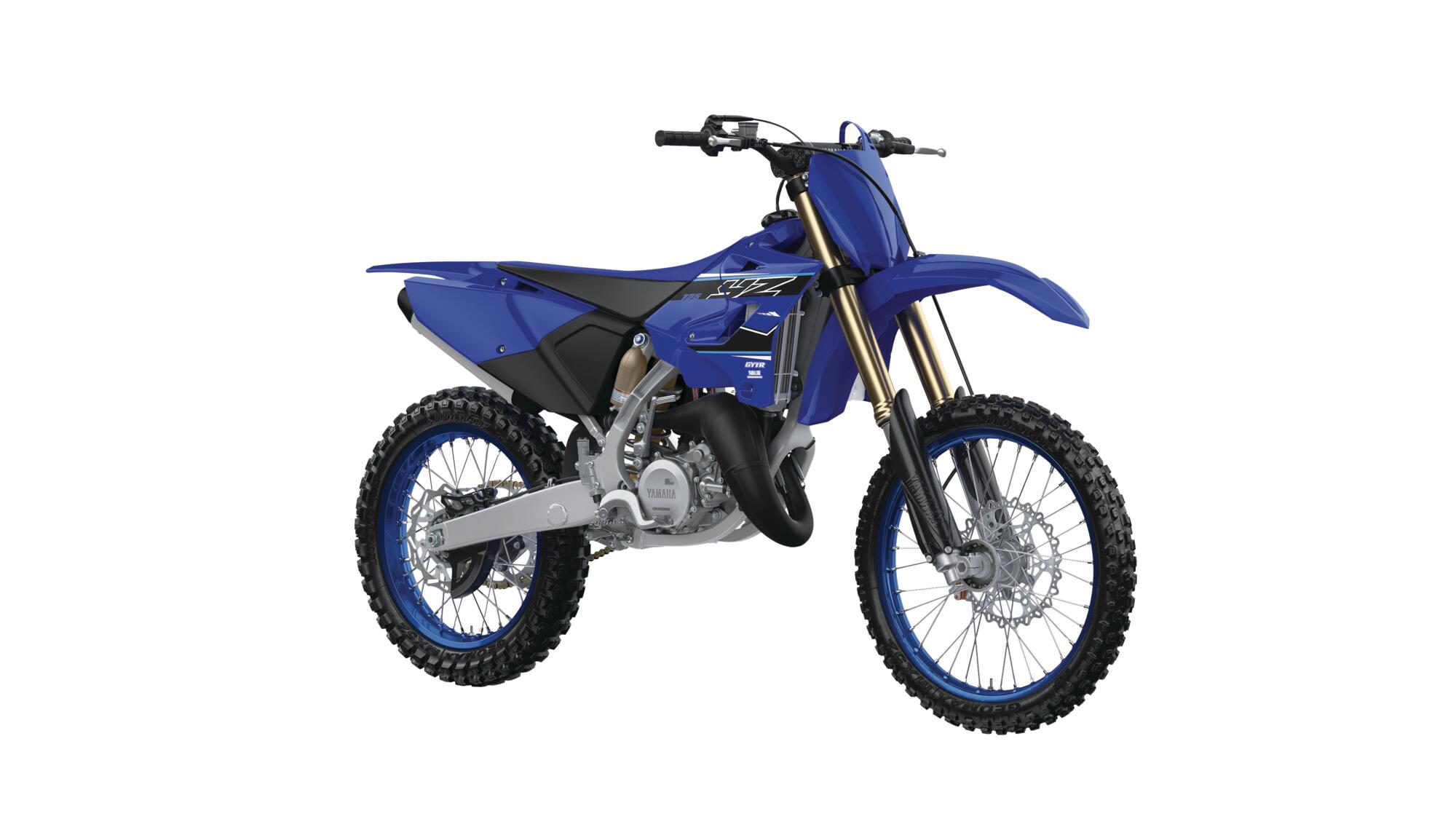 Yamaha-YZ125
