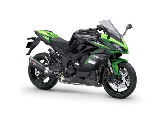Kawasaki Ninja 1000SX Perfomance