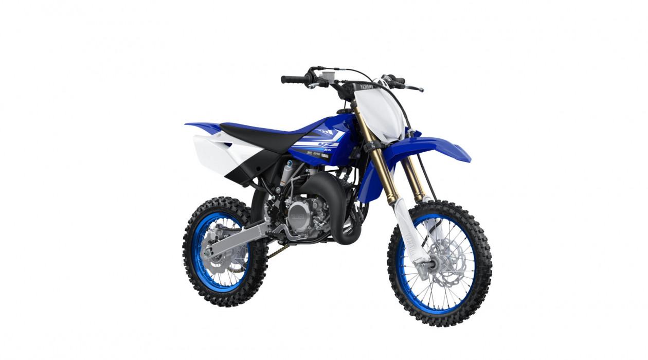 Yamaha-YZ85LW