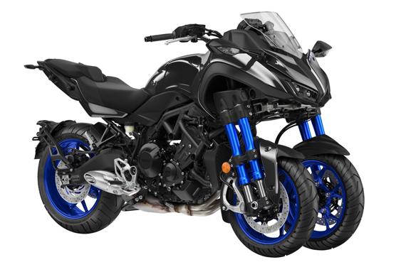 Yamaha-NIKEN