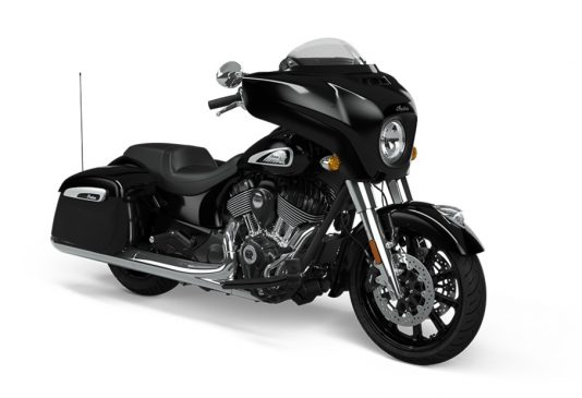 Indian Chieftain 111