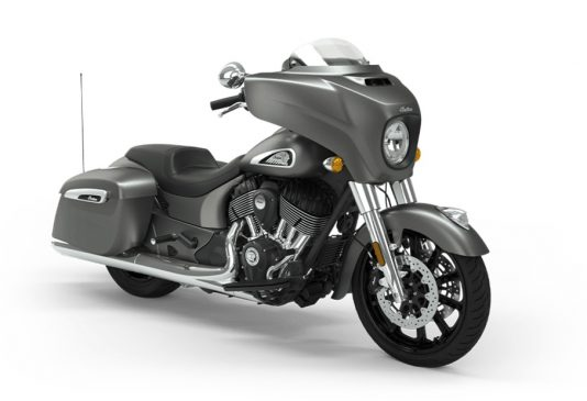 Indian Chieftain 116