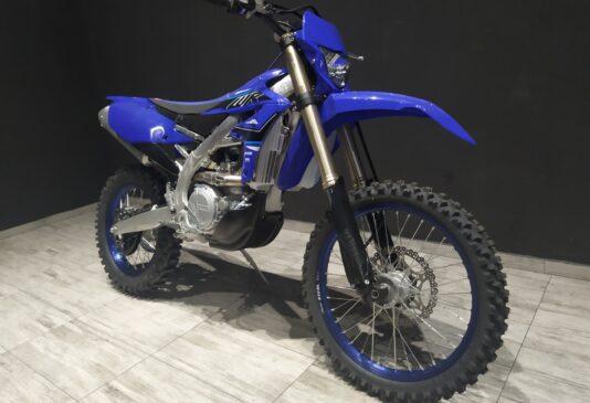 Yamaha WR 450F Enduro 2021