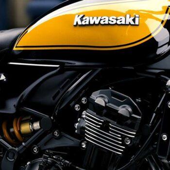 Kawasaki Z900RS SE Yellow Ball