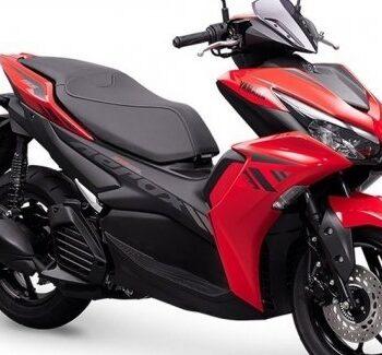 Yamaha готує новий скутер Aerox 155