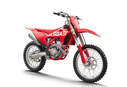 GASGAS MC 450F