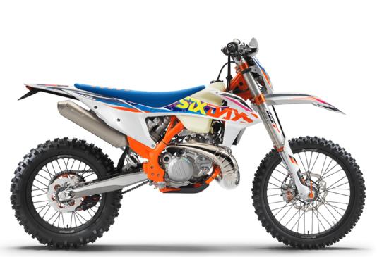 KTM 250 EXC TPI SIX DAYS